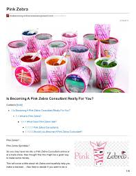 Design Business From Home Becoming A Pink Zebra Consultant The Full Time Business From Home You U2026
