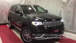 jeep chrysler 2016 2017 jeep grand cherokee summit 17068 eastern chrysler youtube
