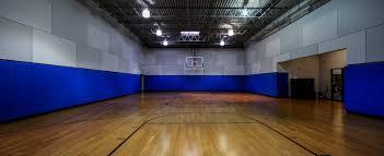 Dynamic Sports Flooring by Burke Gym
