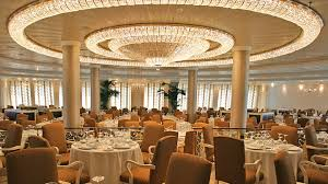 Grand Dining Room A At The Grand Dining Room Oceania Cruises