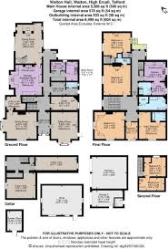 Walton House Floor Plan 7 Bedroom Detached House For Sale In Walton High Ercall Telford