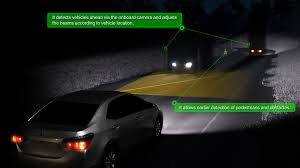 toyota yaris lexus lights toyota introducing next generation led array headlights in 2015