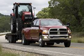 Dodge Ram 3500 Weight - these top pickup trucks are your best bet for towing heavy