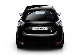 renault zoe interior 2013 renault zoe u2013 rear angle driving in line