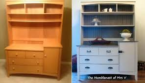Changing Table Dresser Cherry Dresser Hutch Combo Changing Table Hutch Combo Photos Cherry