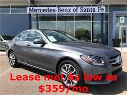 mercedes used vehicles used cars for sale in santa fe mexico mercedes of