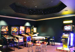 Game Room Ideas Free Home Arcade Gameroom Planning And Design - Designing homes games