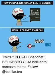 English Memes - 25 best memes about english grammar english grammar memes