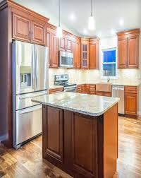 kitchen cabinets pics charleston cherry kitchen cabinets rta cherry cabinets from lily