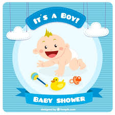 Baby Shower Clip Art Free - baby shower vectors photos and psd files free download