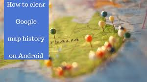 How To Delete Maps History Clear Google Maps History Game Of Thrones Map High Res