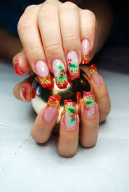 152 best nail art christmas images on pinterest holiday nails