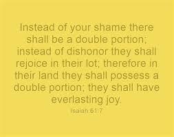 7 bible verses feeling ashamed