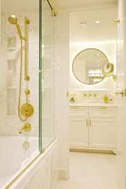 Shower Door Rails Drop In Bathtub With Sliding Glass Shower Doors On Brass Rails