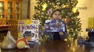 santa brings presents on christmas 2016 lego batman movie