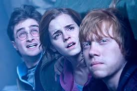 Harry Potter Hermione Harry Potter Hermione Granger And Ron Weasley Cast In The Cursed