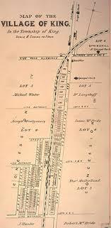 california map king city king city ontario