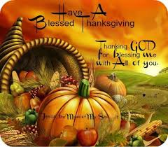 a thanksgiving blessings festival collections