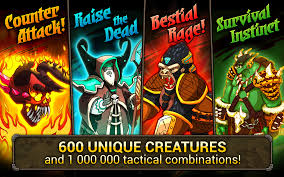 forge gods tactical rpg google play store revenue