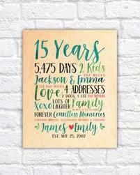 10 year anniversary gift ideas wedding anniversary gift choose any year 8th anniversary 8