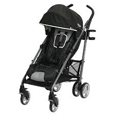Graco Replacement Canopy by Graco Breaze Click Connect Lightweight Canopy Stroller Harris