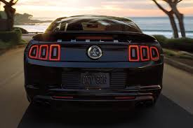 2014 mustang rear 2014 ford mustang reviews and rating motor trend