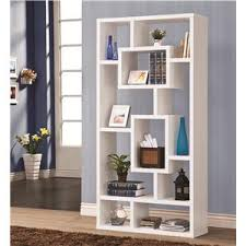 Distressed Wood Bookcase Open Bookcase With Distressed Wood Finish By Coaster Wolf And