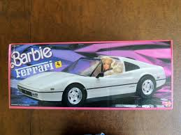 barbie corvette transportation barbie u0026 friends nrfb archives