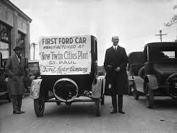 first car ever made by henry ford henry ford u0027s influence in minnesota minnesota public radio news