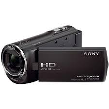 sony hvl le1 handycam camcorder light sony hdr cx230 b black handycam camcorder 2 7 lcd image