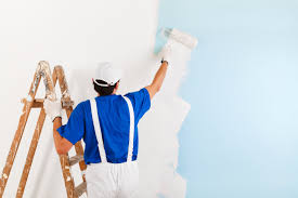 how professional painters make interior painting look easy