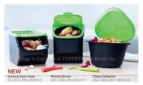 Potato Storage Container Kitchen Tupperware World