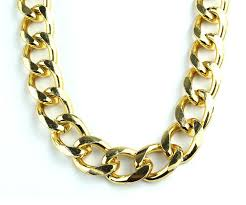 cheap necklace chains images Wholesale 2013 new fashion shiny cut light gold plated chunky jpg