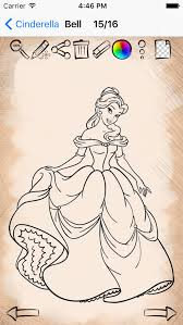 learn draw cinderella characters edition apps 148apps
