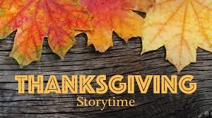 thanksgiving storytime at injoy thrift store tucsontopia