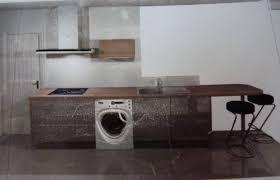 lave linge dans cuisine devis cuisine ixina notre future maison