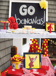 curious george party ideas curious george birthday party curious george curious george