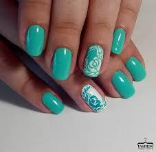the 25 best mint green nails ideas on pinterest mint nails