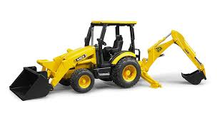 buy bruder 2427 jcb midi cx backhoe loader online at low prices in