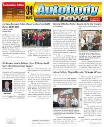 johnson lexus durham body shop southeastern december 2015 issue by autobody news issuu