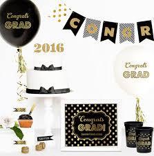 graduation decor graduation party graduation party in a box graduation decor