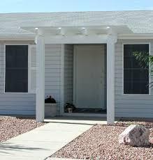 Awning For Back Door Aluminum Door Canopy