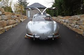 car junkyard gatineau rare classic mercedes gullwing miraculously found on ebay driving