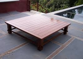 outdoor wood coffee table great best 25 diy coffee table plans ideas on pinterest with outdoor