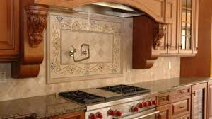 italian kitchen backsplash new kitchens the most tuscan marble tile mural in italian