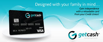 free reloadable debit card getcash widget financial erie pa