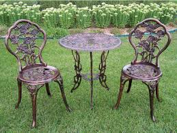 Cast Aluminium Garden Table And Chairs The Five Essentials Needed For The Perfect Outdoor Party
