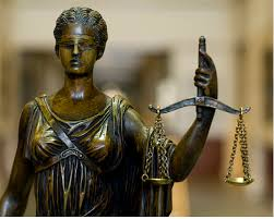 Justice Is Blind Cactus Chronicles Lady Justice Is Blind And Crazy