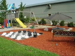 Backyard Ideas For Toddlers Kid Friendly Backyard Landscaping Ideas Webzine Co