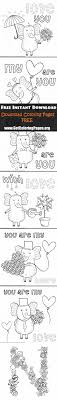 elephant love coloring page 829 best valentine coloring pages images on pinterest coloring